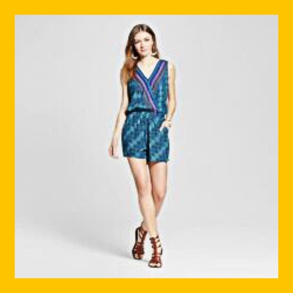 Mossimo Supply Co. Dresses & Skirts - 🔥NEW Romper